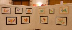 expo aout 2014 aquarelles