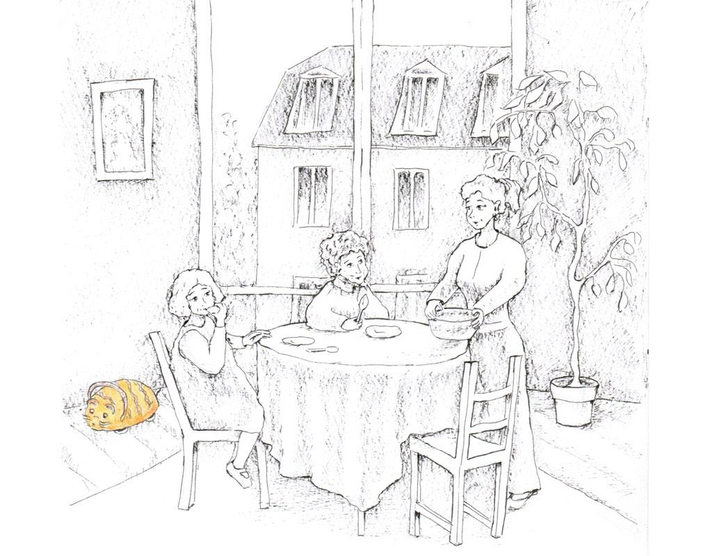 """album """"un cadeau porte-bonheur"""""""