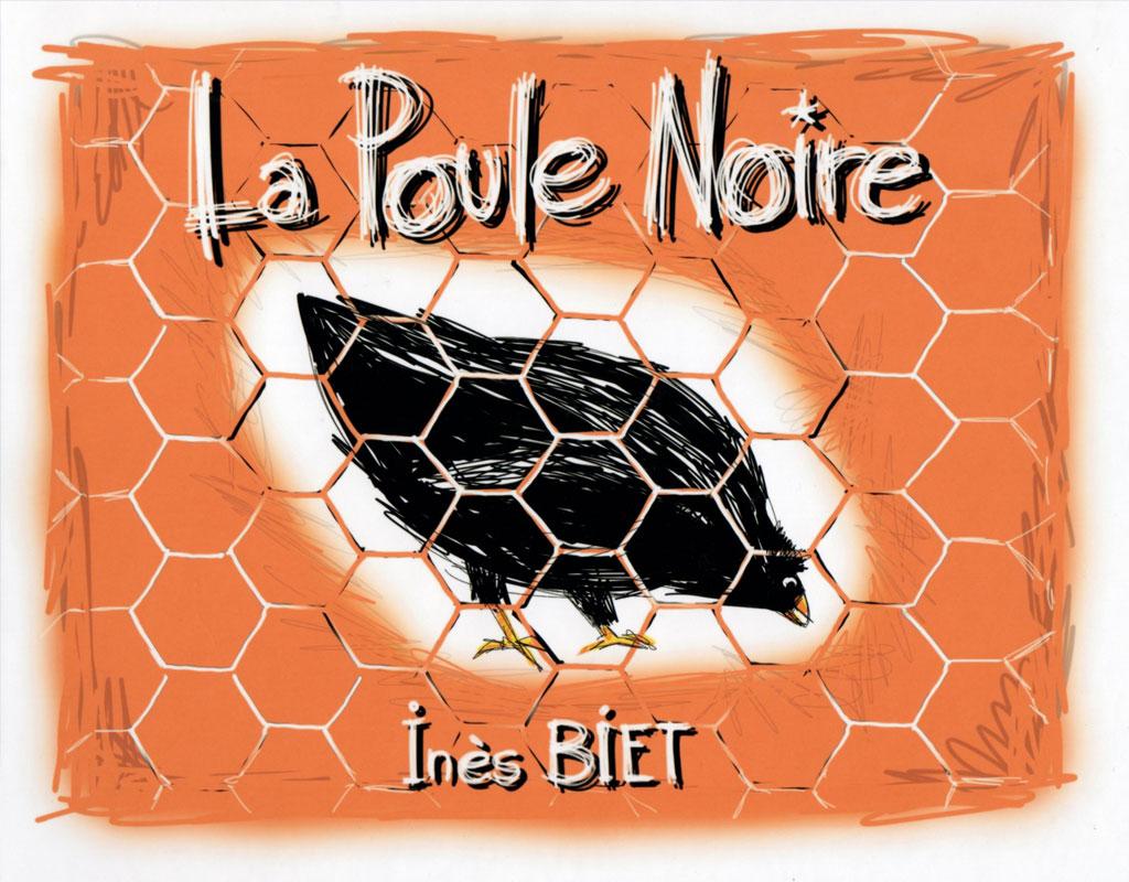 """album """"la poule noire"""""""