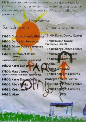 Fête des enfants 2010